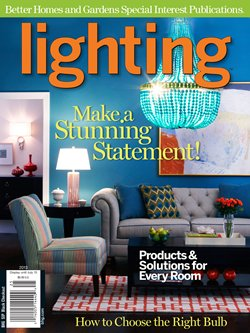 Free Copy of The Lighting Magazine ($6.99 value)