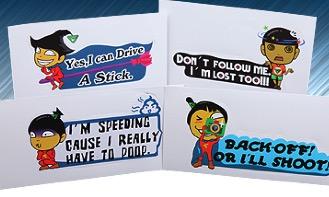 Free Eonon Car Stickers