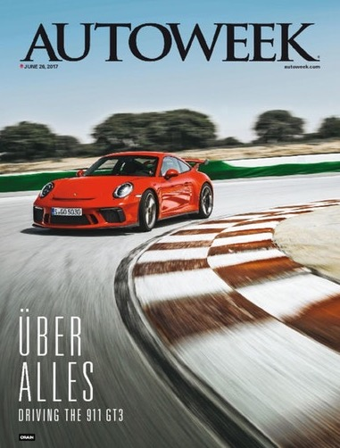 Free Subscription to AutoWeek Magazine