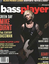 Free Subscription to Bass Player Magazine