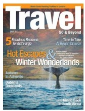 Free Subscription to Travel 50 and Beyond Magazine (1-year)