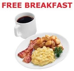 Free Breakfast at IKEA on Mondays