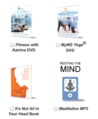 Free Fitness DVD, Yoga DVD, and Free Book
