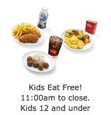 Kids Eat Free at IKEA on Tuesdays