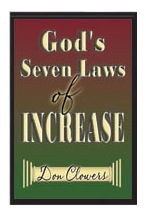 Free Book: God's Seven Laws of Increase