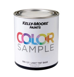 Free Kelly-Moore Paints Color Sample