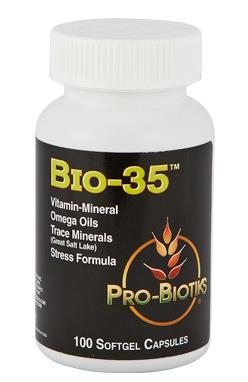 Free Bio-35 Nutritional Supplement Sample