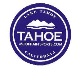 Free Tahoe Mountain Sports Sticker (fb)