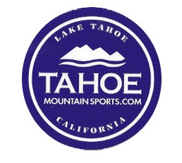Free Tahoe Mountain Sports Sticker (fb)