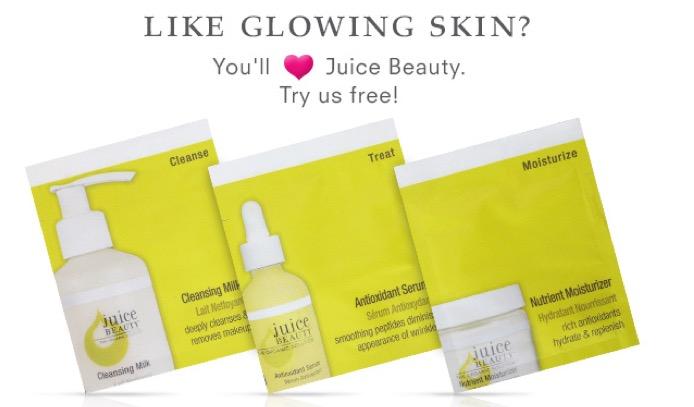 Free Juice Beauty Sample