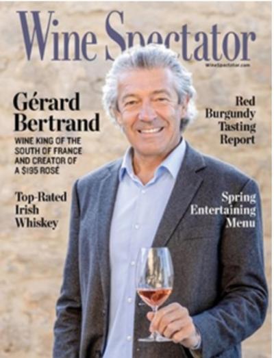 Free Subscription to Wine Spectator Magazine