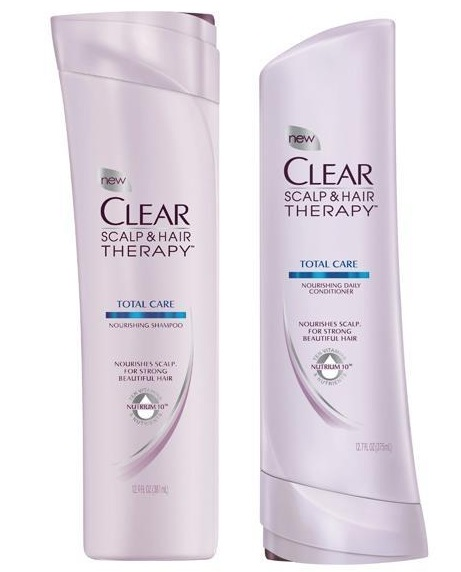 Free Clear Scalp & Hair Beauty Therapy Sample (fb)