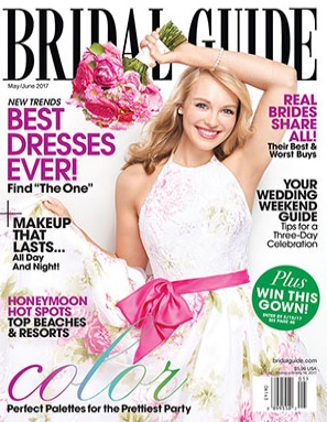 Free 2-year Subscription to Bridal Guide Magazine