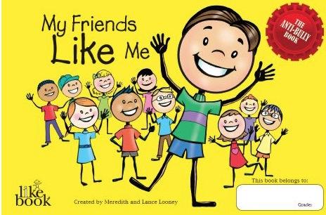 Free Anti-Bully Books to Any School or Organization (k-5th grade)