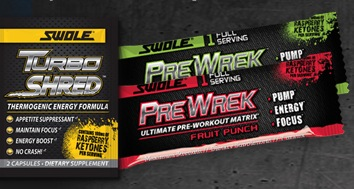Free Swole Sports Nutrition Sample Pack