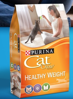 Free Purina Cat Chow Healthy Weight Sample