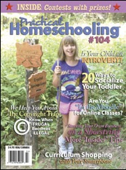Free Practical Homeschooling Magazine (first 900)