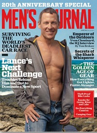 Free 2-Year Men's Journal Subscription