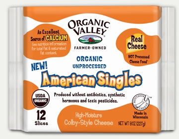 Free Organic Valley American Singles Sample (apply, Mom Ambassadors)
