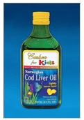 Free Carlson for Kids Cod Liver Oil Sample (apply, Mom Ambassadors)