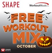 Free Shape Workout Music Mix (October)