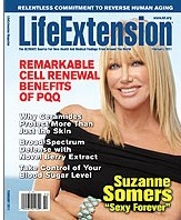 Free 3-Month Life Extension Magazine Subscription