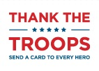 Shutterfly: Free Thank You Cards for The Troops (fb)