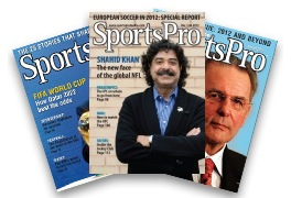 Free Copy of SportsPro Magazine