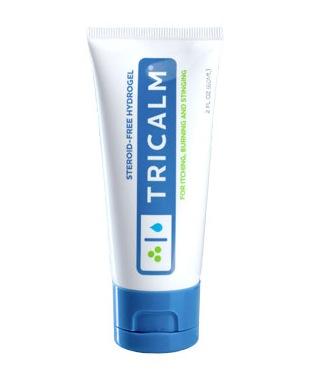 Free TriCalm Anti-itch Hydrogel Sample (fb)