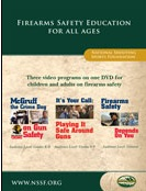 Free Firearm Safety Education DVD Package for Teachers