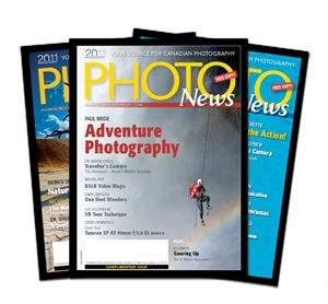 Free Subscription to Photo News Magazine