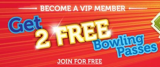 Planet Bowl: 2 Free Bowling Passes