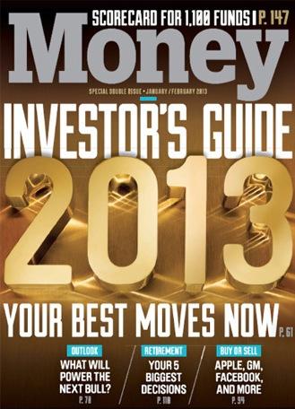 Free Subscription to Money Magazine