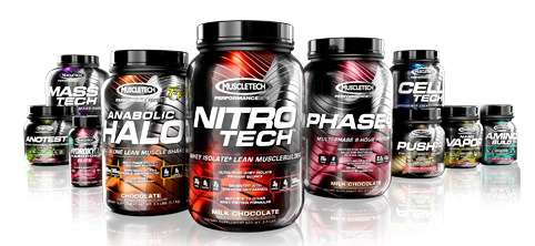Free MuscleTech Supplement Samples