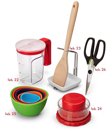 Free Good Cook Kitchen Tools (fb, 1st 100 at Noon ET daily)