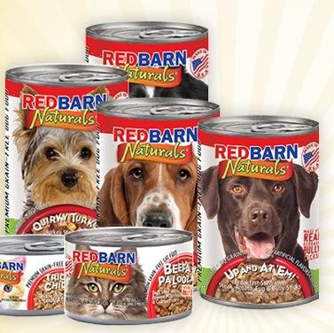 FREE Redbarn Pet Food Sample (fb)