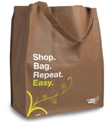 Free Eco Bag + 20% Off at Staples