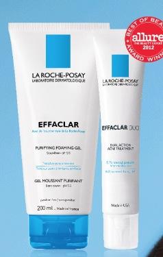 Free La Roche-Posay EffacLar Duo Action Acne Treatment Sample (fb)