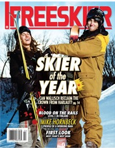 Free Subscription to Freeskier Magazine