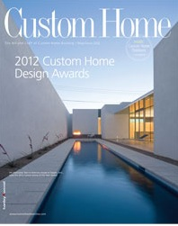 Free Subscription to Custom Home Magazine