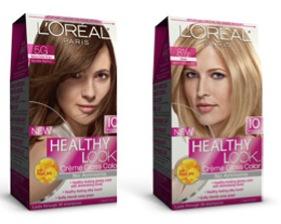 Free Box of L'Oreal Healthy Look Creme Hair Color (fb)