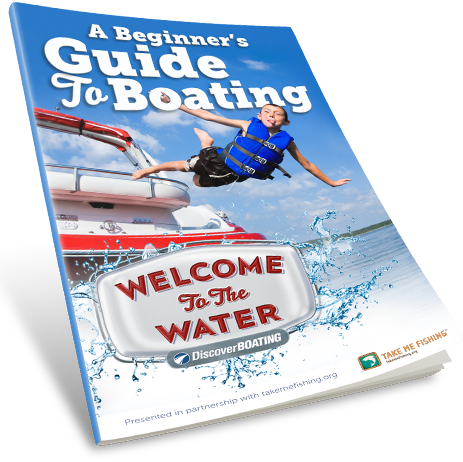Free Book: Beginner's Guide to Boating