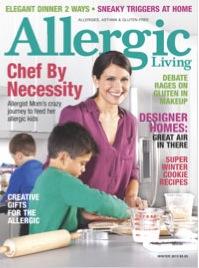 Free Issue of Allergic Living Magazine