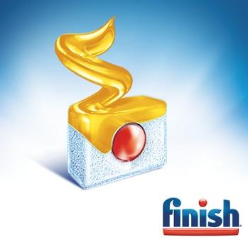 Free FINISH Quantum Lemon Sparkle Sample (fb)