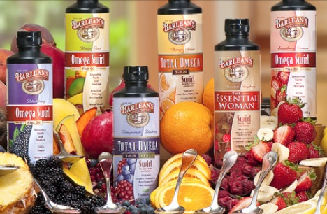 Free Barlean's Organic Oils Sample