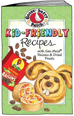 Free Gooseberry Patch Kid-Friendly Recipes Cookbook