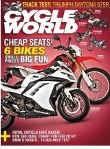 Free Subscription to Cycle World Magazine