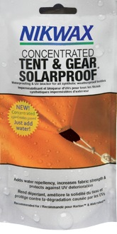 FREE Nikwax Concentrated Tent & Gear SolarProof Sample