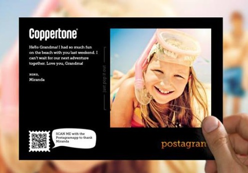5 Free Postagram Postcards (Red Cross)