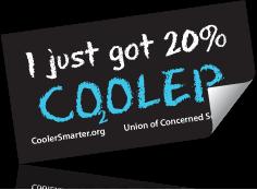 Free I Just Got 20 Percent Cooler Sticker